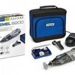 Dremel 8200-1-35 Unealta multifunctionala cu acumulator, 10.8 V
