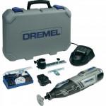 Dremel 8200-2-45 Unealta multifunctionala cu acumulator